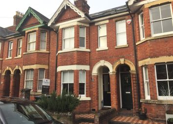 Thumbnail 4 bed terraced house to rent in Fairfield Road, Winchester, Hampshire