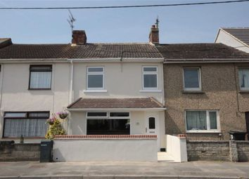Thumbnail 3 bed terraced house for sale in Wharf Road, Wroughton, Swindon