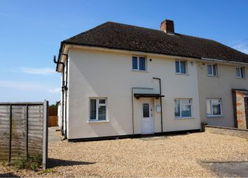 Thumbnail 3 bed semi-detached house to rent in Upton Place, Littleport, Ely