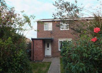 Thumbnail 3 bedroom end terrace house for sale in Brandon Close, Kidlington