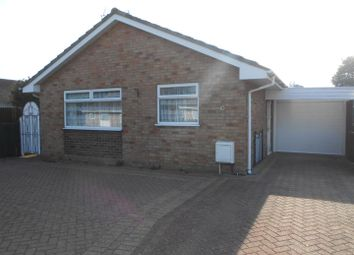 Thumbnail 2 bed detached bungalow to rent in Hunt Drive, Clacton-On-Sea