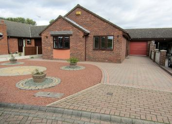 Thumbnail 2 bed detached bungalow to rent in West Parkside, Goole