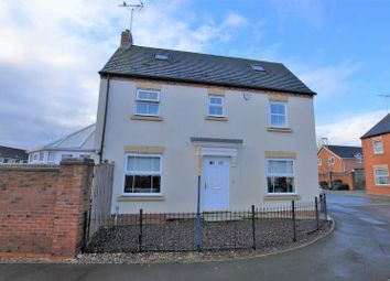 Thumbnail 5 bed detached house for sale in Drovers Close, Uttoxeter