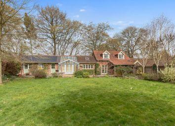 Tandridge Lane, Lingfield, Surrey RH7. 3 bed detached house for sale