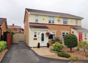 Thumbnail 2 bed semi-detached house for sale in Finch Close, Kingfisher Park, Carlisle, Cumbria