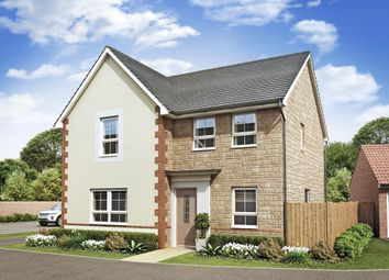 "Thumbnail 4 bedroom detached house for sale in ""Radleigh"" at Marsh Lane, Leonard Stanley, Stonehouse"