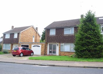 Thumbnail 4 bed semi-detached house for sale in Woodland Way, Stevenage, Hertfordshire