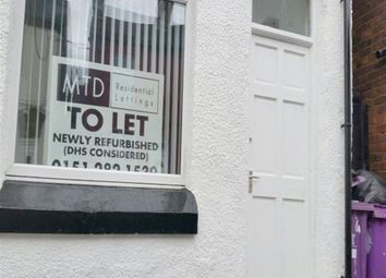 Thumbnail 2 bed property to rent in Hawkins Street, Kensington, Liverpool