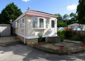 Thumbnail 2 bed mobile/park home for sale in Downsland Park, Woodrow Lane, Great Moulton