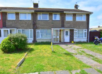 Thumbnail 2 bed terraced house for sale in Garden Close, Sompting, West Sussex