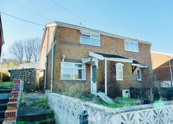 Thumbnail 3 bedroom semi-detached house for sale in South Avenue, Cymmer, Port Talbot