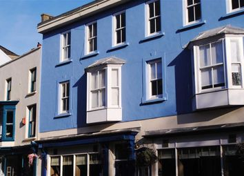 Thumbnail 2 bed flat to rent in Crackwell Street, Tenby