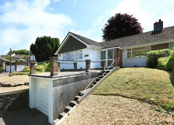 Thumbnail 3 bedroom semi-detached bungalow for sale in Cobb Lane, Plymstock, Plymouth