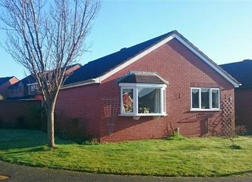 Thumbnail 2 bed bungalow for sale in Arden Close, Wem