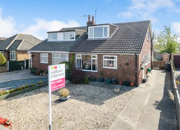 Thumbnail 3 bed semi-detached bungalow for sale in Kennedy Drive, Haxby, York