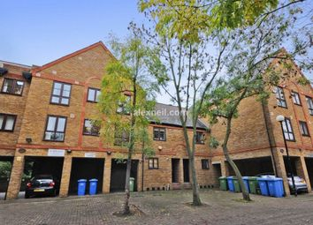 Thumbnail 2 bed terraced house to rent in Brunswick Quay, London