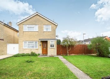 Thumbnail 3 bed detached house for sale in Wells Close, Chippenham