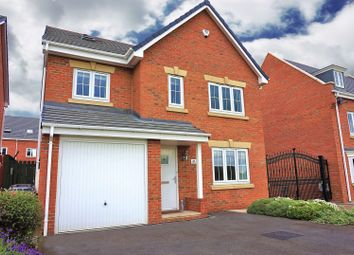 Thumbnail 5 bed detached house for sale in Twentyman Walk, Leeds