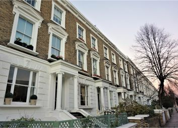 Thumbnail 2 bed flat to rent in Belsize Road, London