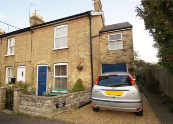 Thumbnail 3 bedroom end terrace house for sale in Chapel Road, Saxmundham