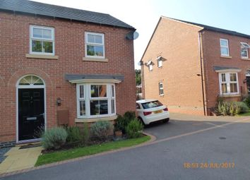 Thumbnail 3 bed property for sale in Tilly Mews, Measham, Swadlincote