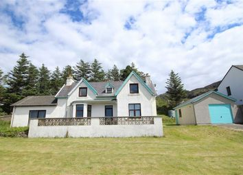 Thumbnail 4 bed detached house for sale in Kingillie, Low Road, Gairloch