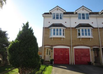 Thumbnail 3 bed town house for sale in Harcourt, Wraysbury, Berskhire