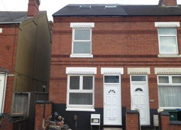 Thumbnail 4 bedroom terraced house to rent in Lowther Street, Stoke