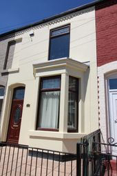 Thumbnail 3 bed terraced house for sale in David Street, Dingle, Liverpool, Merseyside
