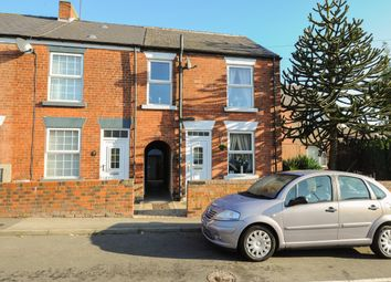 Thumbnail 2 bed end terrace house for sale in Hoole Street, Hasland, Chesterfield