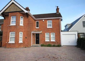 Thumbnail 4 bed detached house for sale in Victoria Road, Ferndown