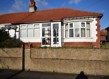 Thumbnail 2 bed bungalow to rent in Priory Crescent, Bridlington