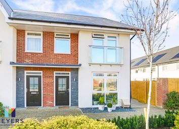 Adams Close, Poole BH15. 3 bed end terrace house for sale