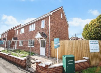 Thumbnail 3 bed town house for sale in Eden Vale Road, Westbury
