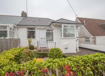 Thumbnail 2 bed semi-detached bungalow for sale in Glenfield Road, Plymouth