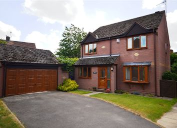Thumbnail 4 bed detached house for sale in Turton Vale, Gildersome, Leeds