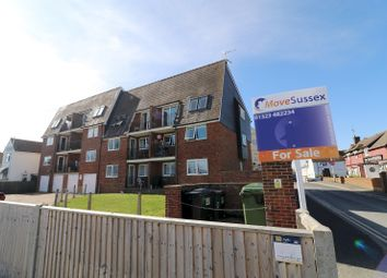 Thumbnail 2 bed flat for sale in Norman Court, Pevensey Bay, Pevensey