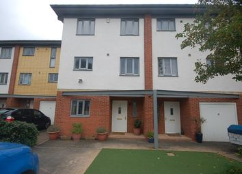 Thumbnail 5 bed town house for sale in Hollin Bank Court, Blackburn