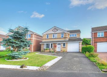 Thumbnail 4 bed detached house for sale in Whitebridge Parkway, Gosforth, Newcastle Upon Tyne