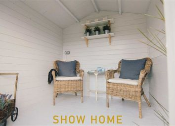 Thumbnail 2 bed flat for sale in Ringwood Road, Walkford, Christchurch