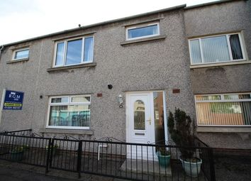 Thumbnail 3 bed terraced house for sale in 10 Tummel Place, Grangemouth