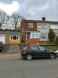 Thumbnail 3 bed semi-detached house for sale in Ridgeway Road, Rumney, Cardiff, Caerdydd