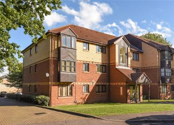 Thumbnail 2 bed flat for sale in Medesenge Way, Palmers Green, London
