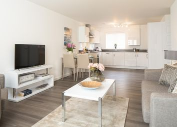 "Thumbnail 2 bedroom flat for sale in ""Oakley Court"" at Langley Road, Langley, Slough"