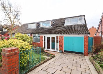 Thumbnail 3 bed semi-detached house for sale in Hilton Lane, Worsley, Manchester