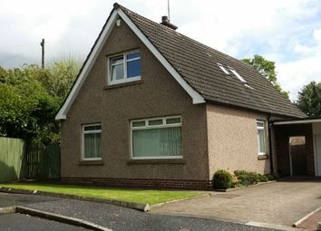 Thumbnail 4 bed detached house to rent in Inch Crescent, Bathgate