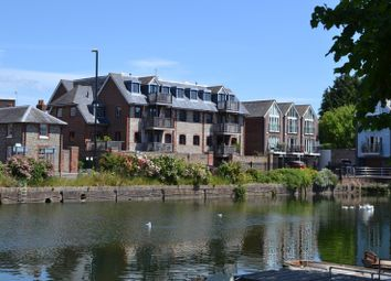 Thumbnail 2 bed flat for sale in Wharf House, Canal Wharf, Chichester