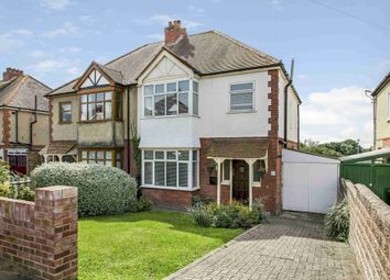 Thumbnail 3 bed semi-detached house for sale in Southdown Road, Cosham, Portsmouth