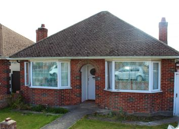 Thumbnail 2 bed detached bungalow for sale in Lynch Road, Weymouth