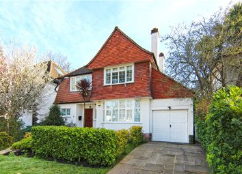 Thumbnail 4 bed detached house to rent in Melville Avenue, London